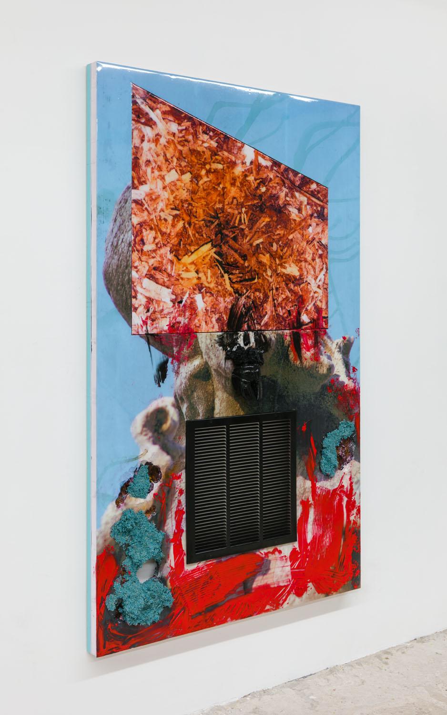 Borden Capalino   Eric the Trojan (Tarantula) , 2018  Side view