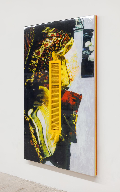 Borden Capalino   Cash Reward (Freud's Couch) , 2018  Side view