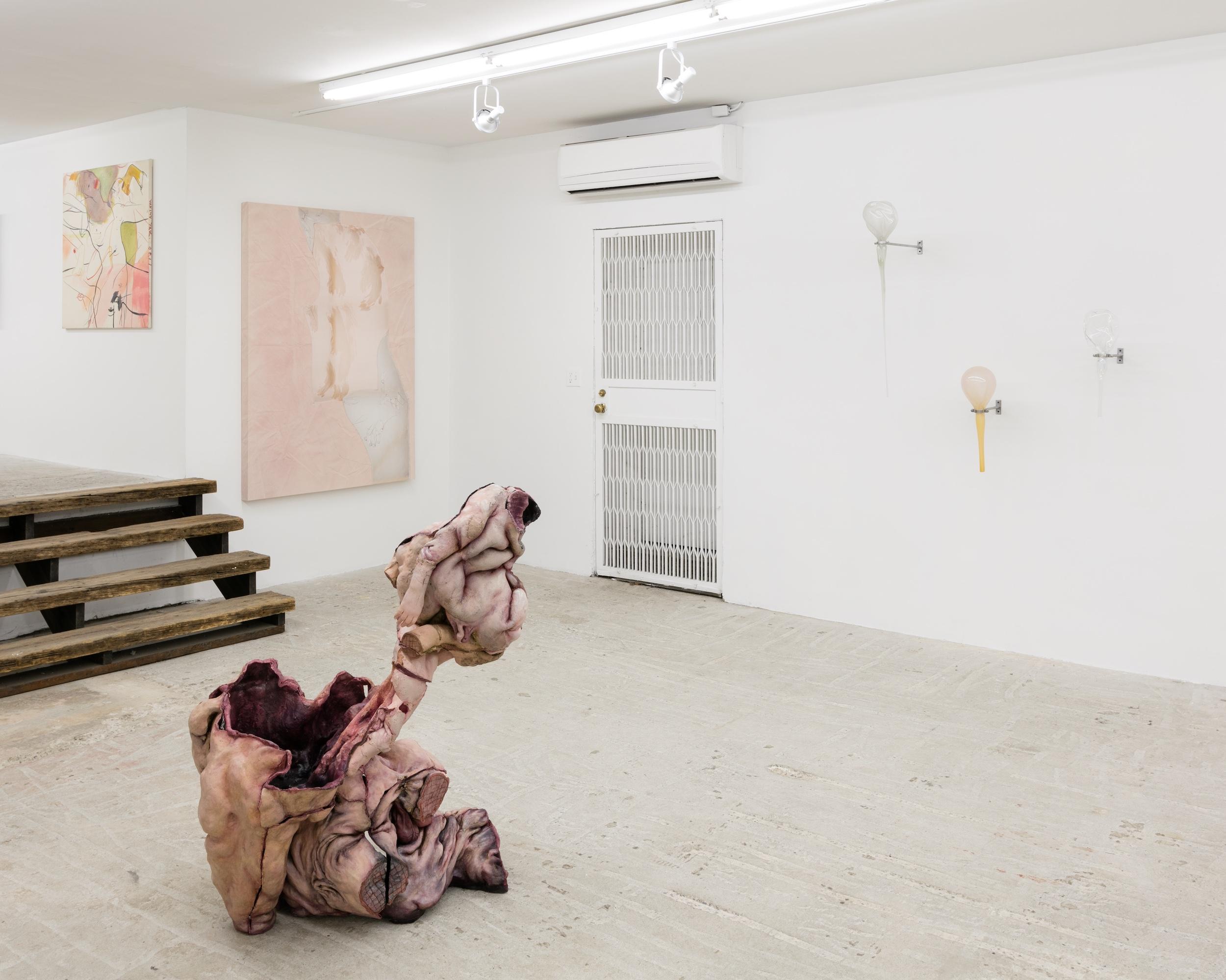 Dead Eden,  Installation view at Lyles & King, June 6 - August 3, 2018
