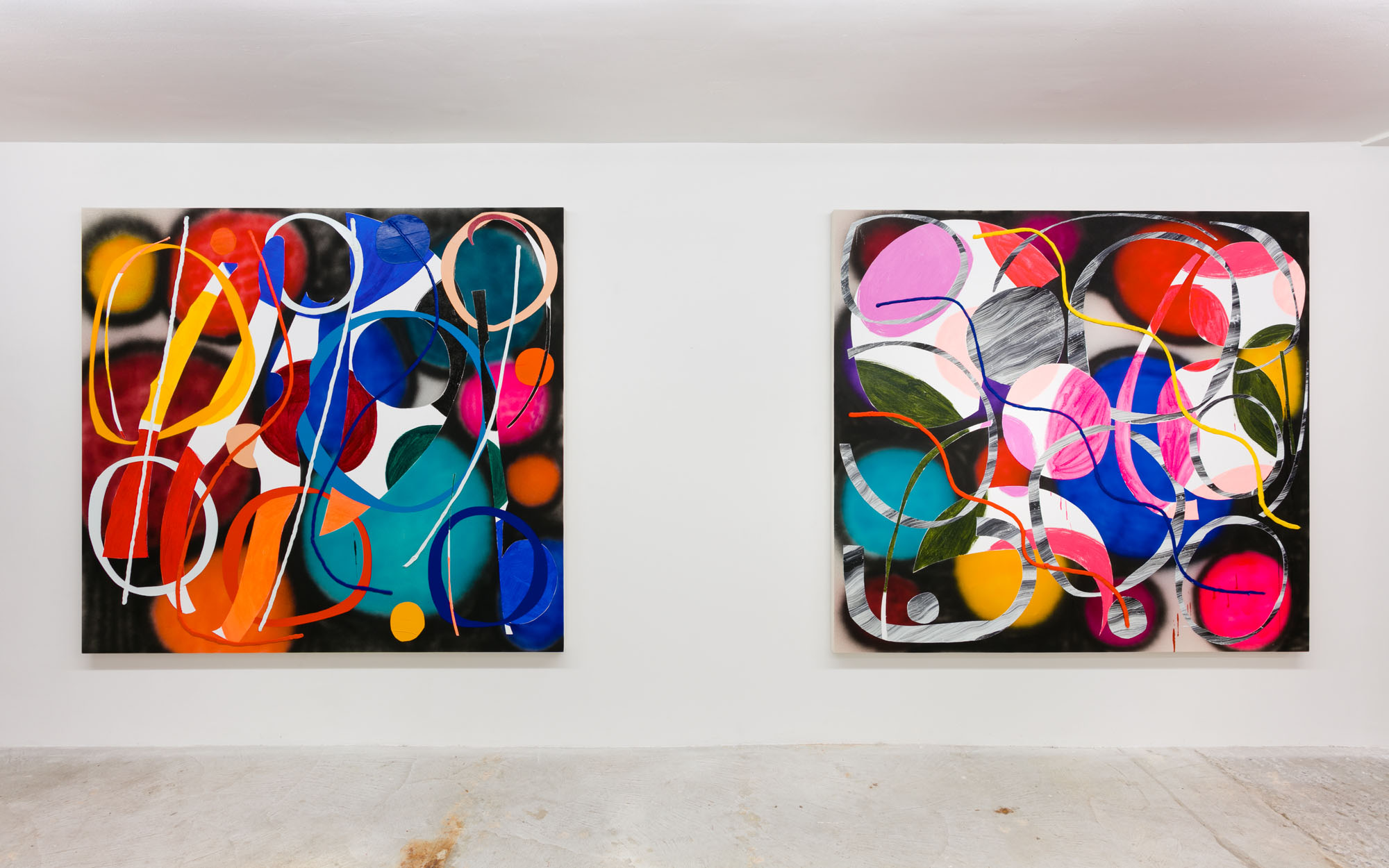 Trudy Benson,  Closer Than They Appear,  Installation view at Lyles & King, August 30 - October 7, 2018