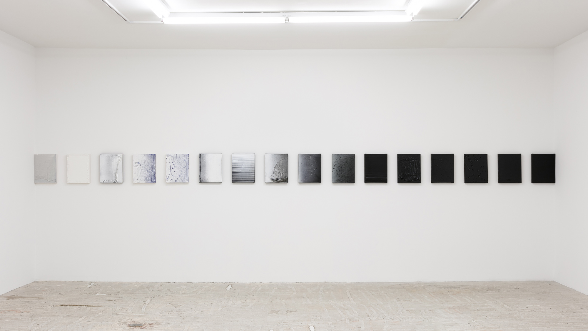 Thomas Fougeirol,  Bullet Through Glass,  Installation view at Lyles & King, New York, US, March 25 - April 30, 2017