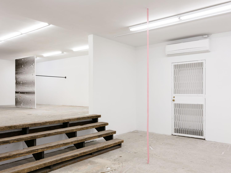Thomas Fougeirol, Jo-ey Tang, Harold Edgerton,  Bullet Through Glass,  Installation view at Lyles & King, New York, US, March 25 - April 30, 2017