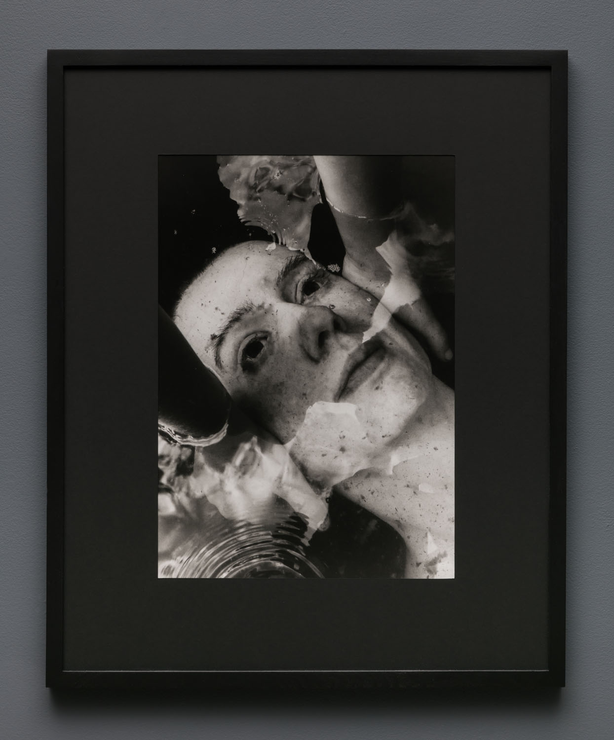 Aneta Grzeszykowska   Mama #47 , 2018  Silver gelatin print  Hand printed by the Artist  19.625 x 14.145 inches  29.5 x 24 inches (framed)  Edition of 5 + I A.P.