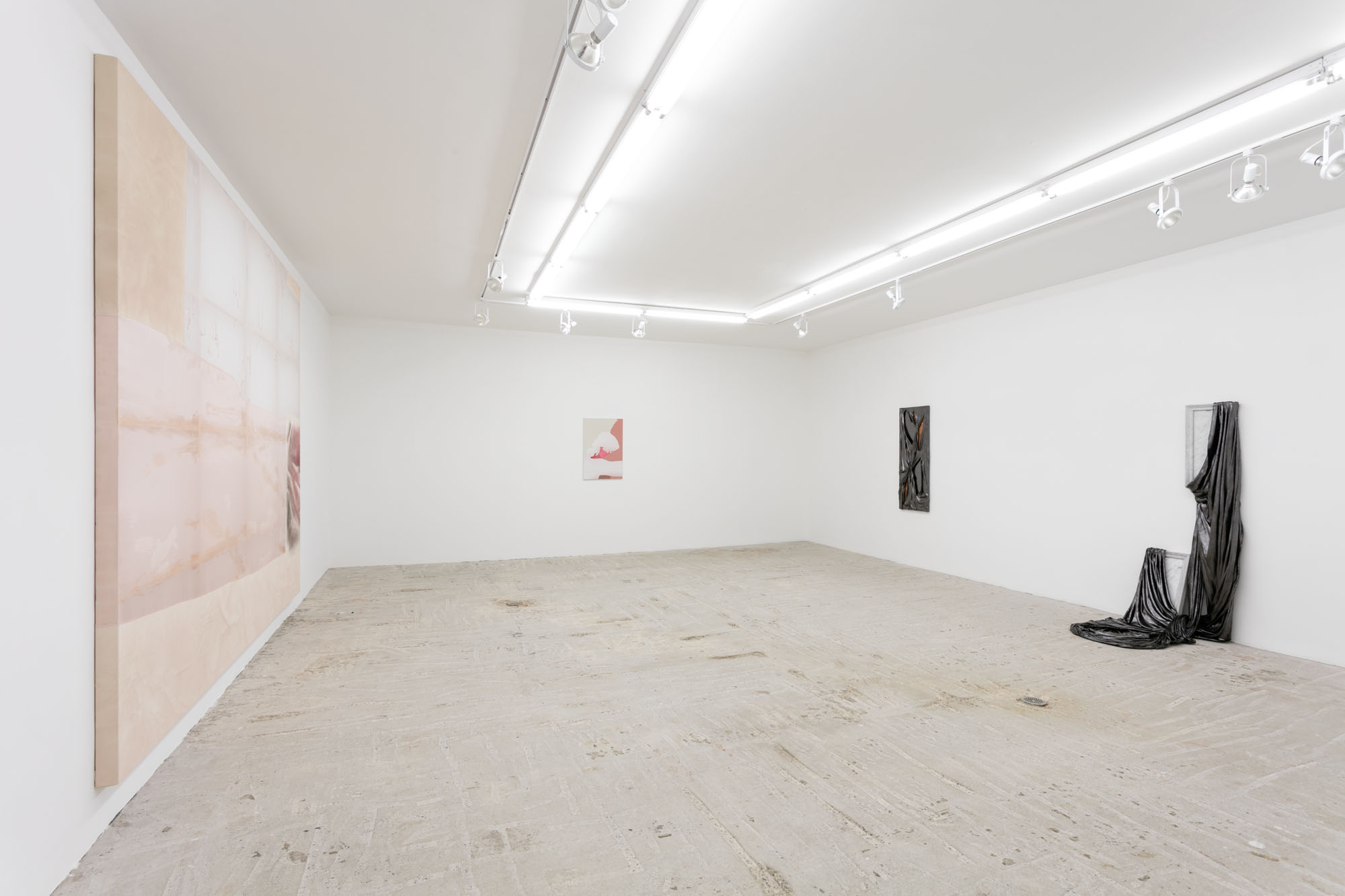 Touch Knows You Before Language,  Installation view at Lyles & King, May 23 - July 12, 2019