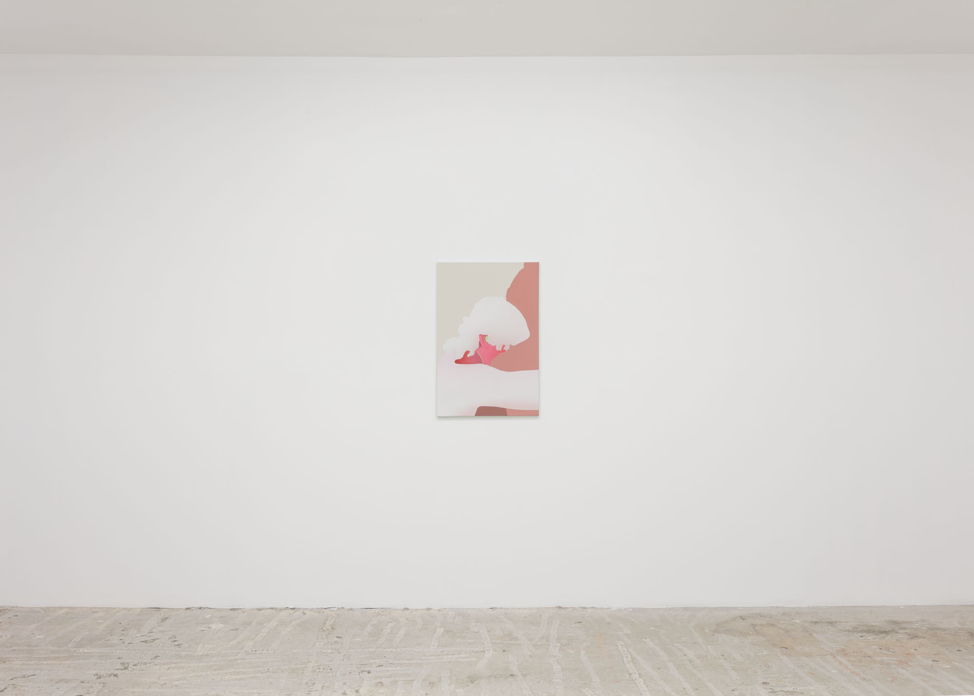 Vivian Greven  Ozu I,  2019 Oil and acrylic on canvas 31.5 x 20.87 inches (80 x 53 cm)