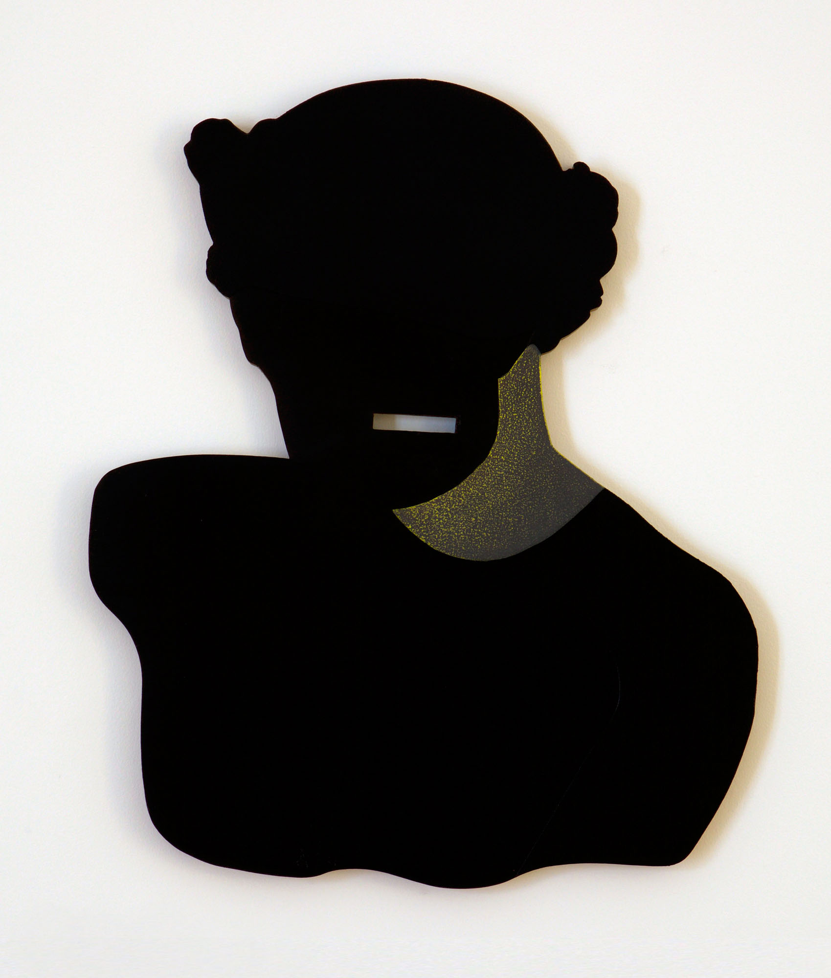 Vivian Greven  -,  2018 Oil on MDF 21.26 x 15.35 inches (53 x 44.5 cm)