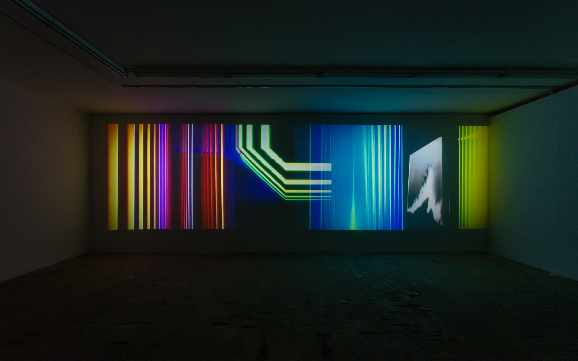 Rose Kallal   Polyphrase Transmission,  2019  Four-channel video with sound