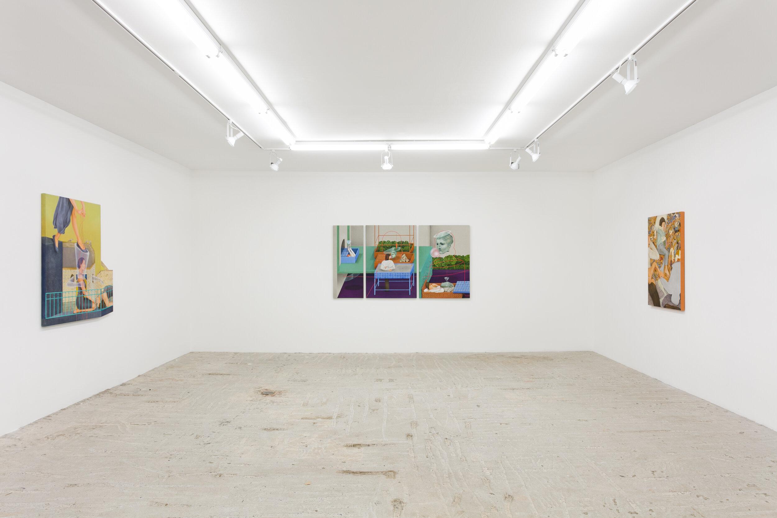 Arghavan Khosravi   Installation View