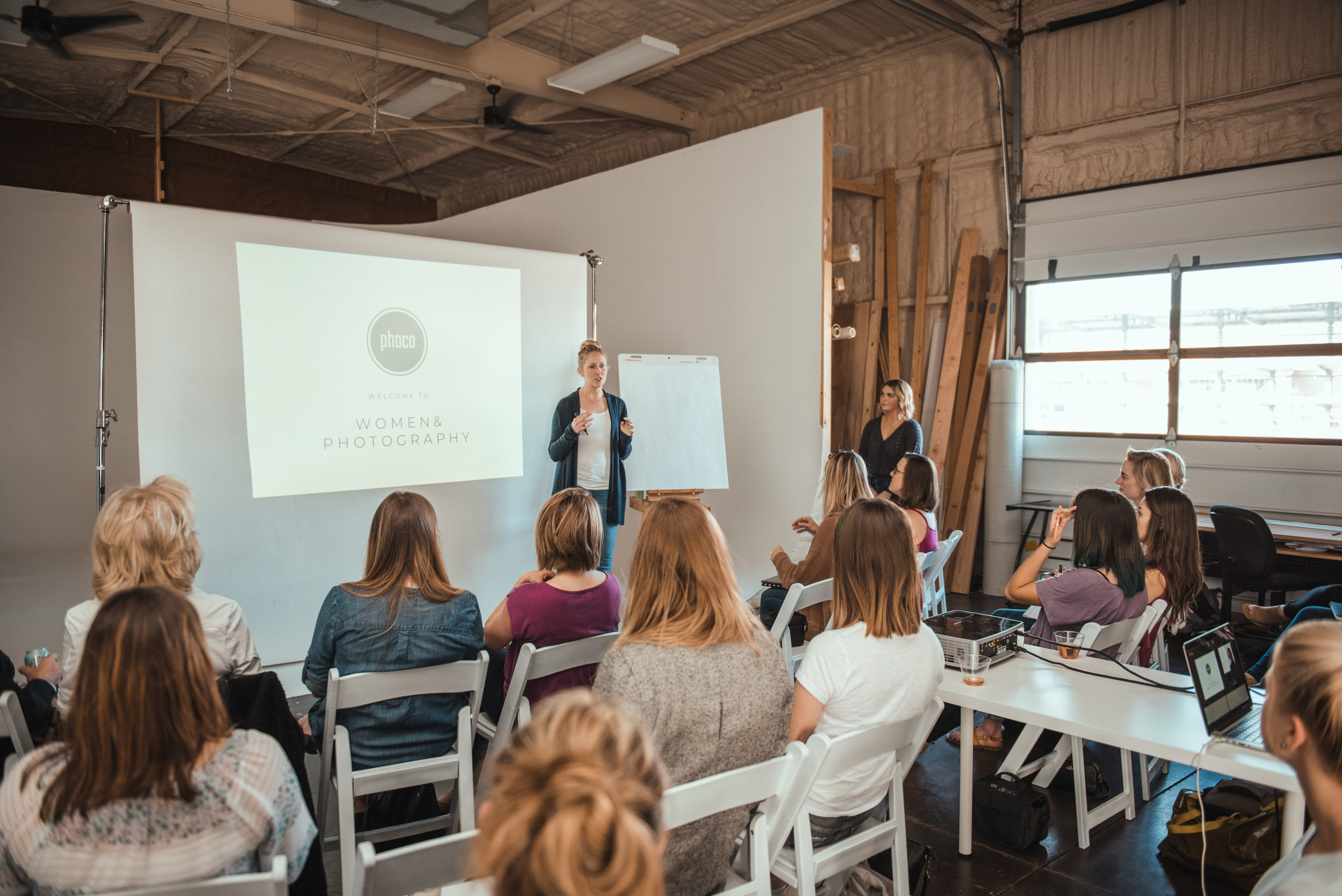 Workshops + Events - Our events are designed with intention to create opportunity for connection, education, and wellbeing with other entrepreneurial and professional women.