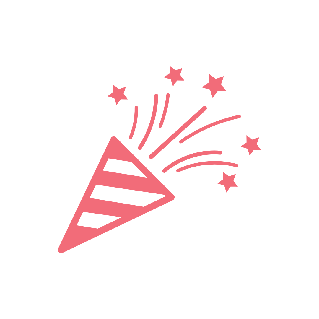 CELEBRATION - We LOVE to celebrate success! Each month we feature a member who is killing it, plus we regularly post shout outs and other inspirational stories to keep you motivated!