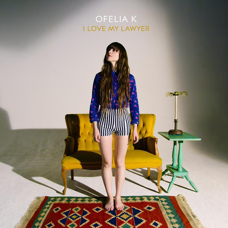 SXS031 Ofelia K - I Love My Lawyer