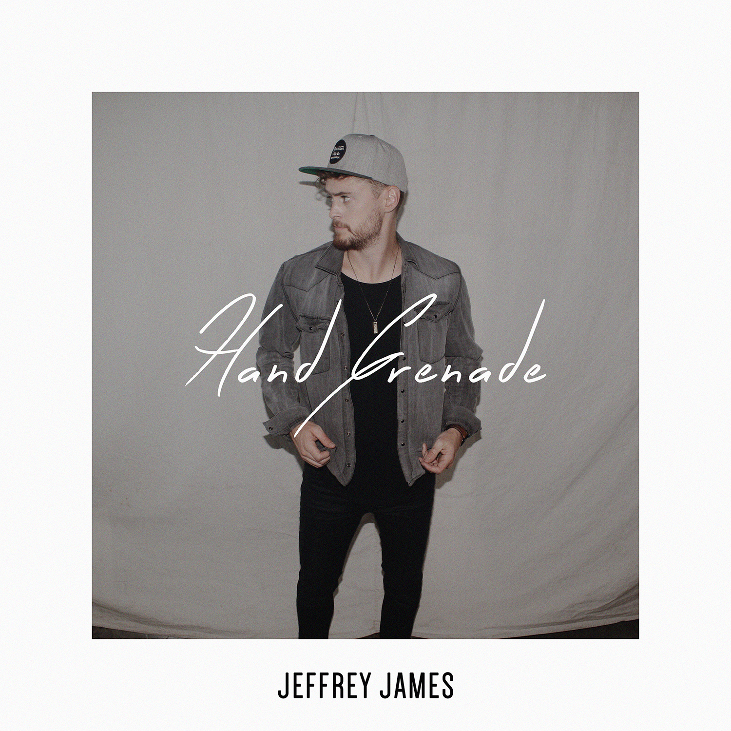 SXS045 Jeffrey James - Hand Grenade