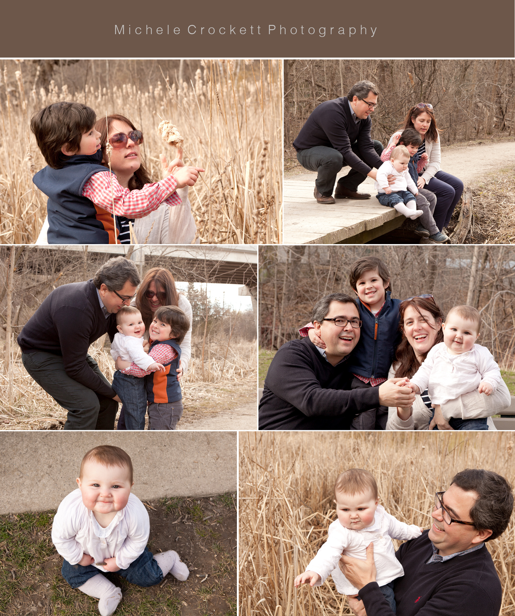FIRST FAMILY PHOTO SHOOT THIS SPRING