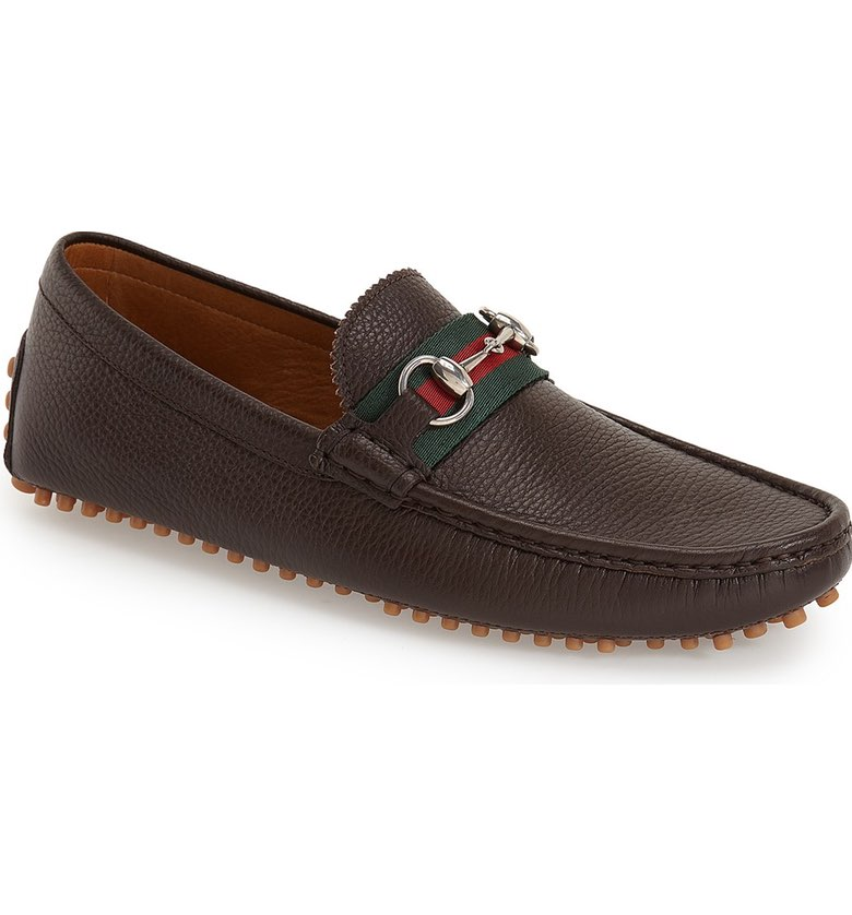 Put the Gucci flip flops aside - THESE are the grown man shoes you want in your wardrobe (because after all, shoes are one of the first things someone judges you by appearance-wise). Pick them up over at  Nordstrom