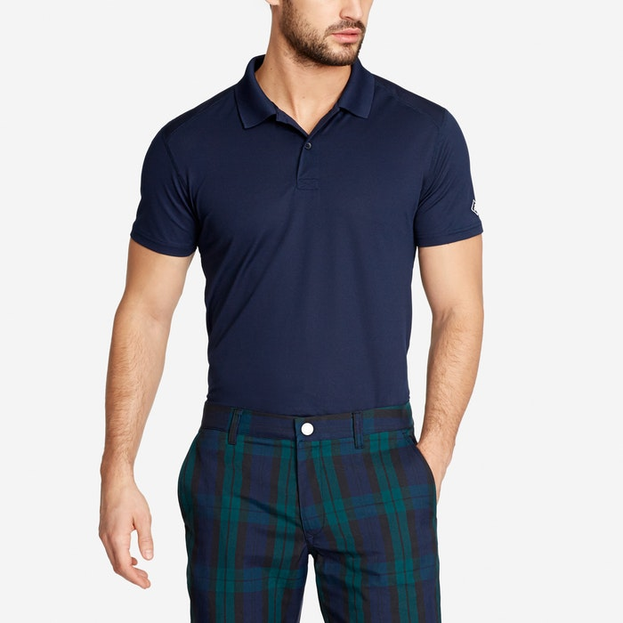 Navy is a universal color and goes great with pretty much any color pants on the rainbow - looks great with khaki chinos and penny loafers for a modern prep look.