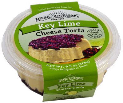 Key Lime Cheese Torta 9.5 oz.