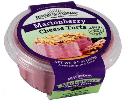 Marionberry Cheese Torta 9.5 oz.