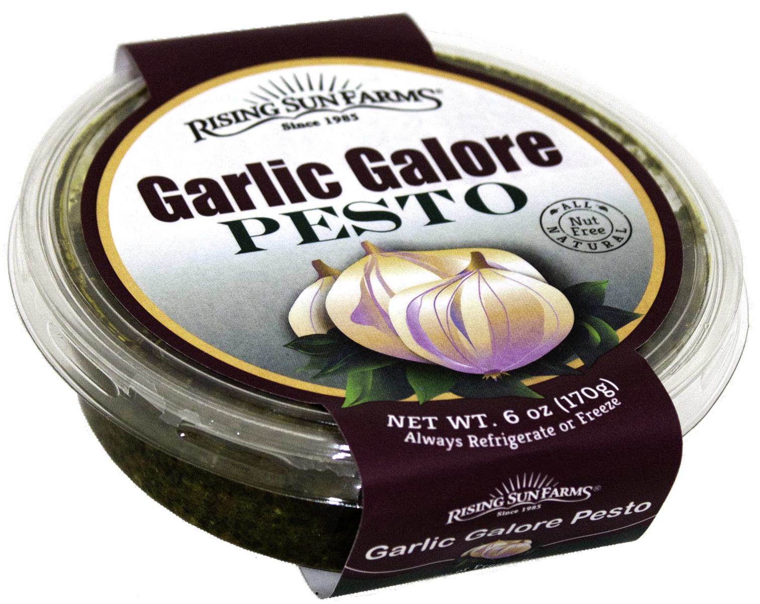 Garlic Galore Pesto 6 oz
