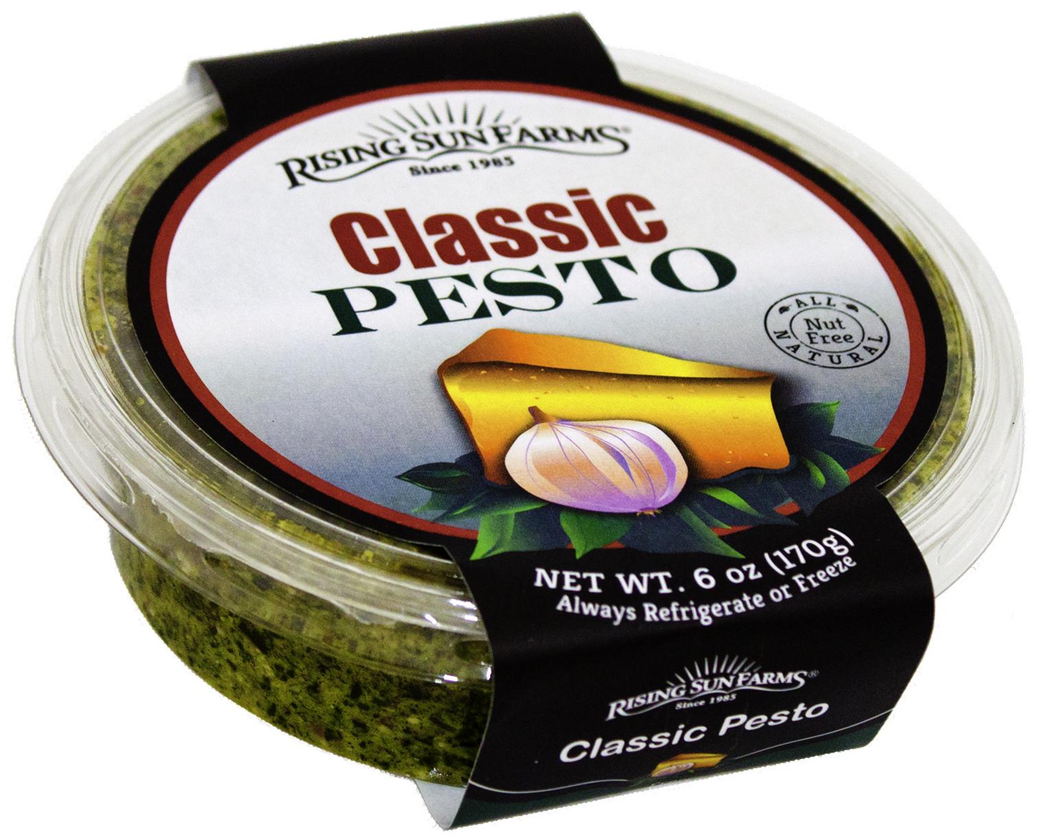 Classic Pesto 6 oz