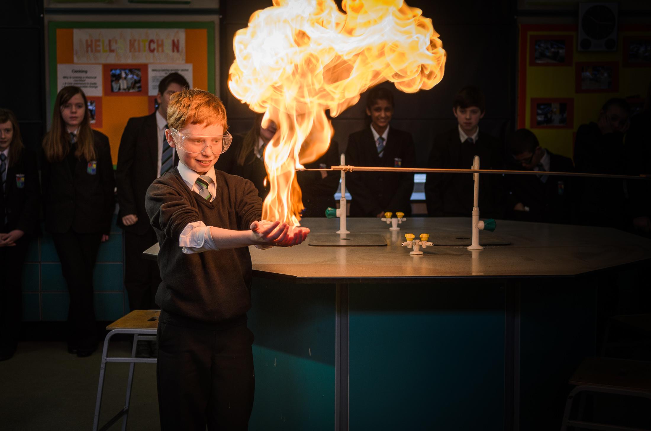 School Prospectus Science