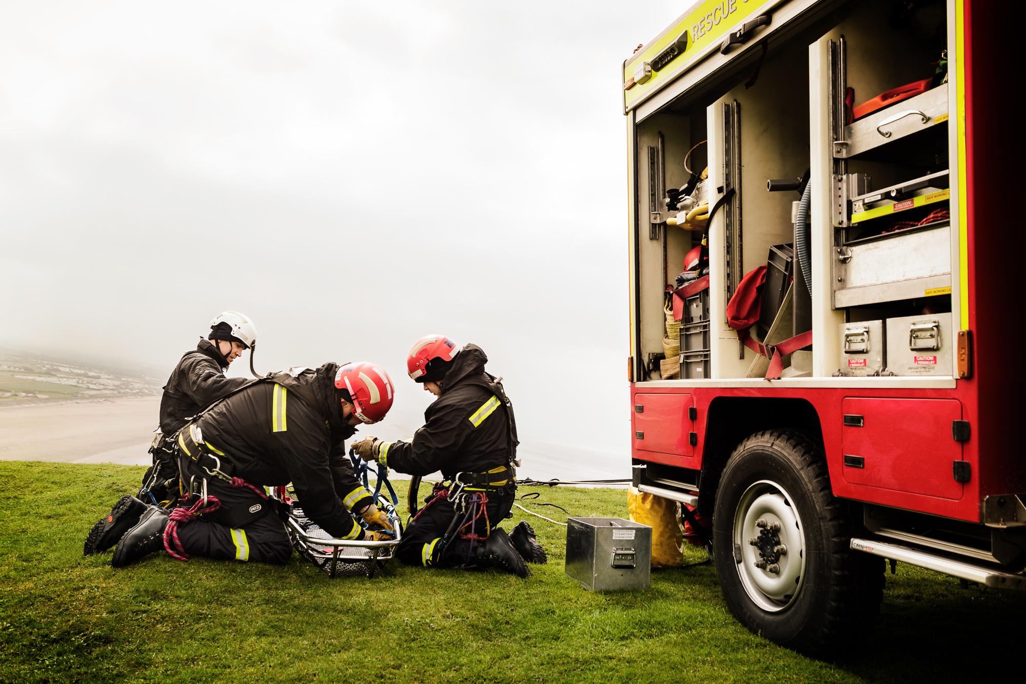 Special Fire Rescue Service