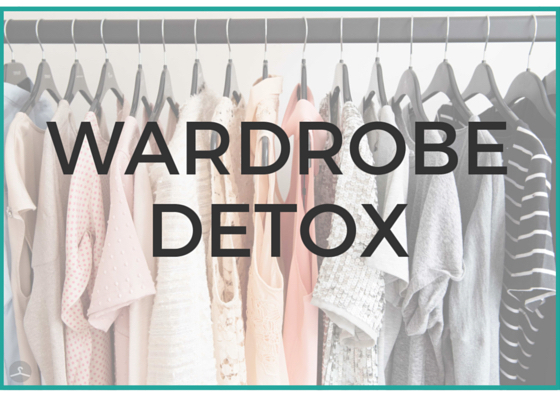 Wardrobe Detox | Lolo Lovett