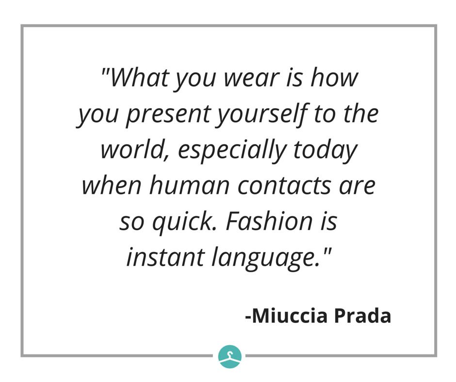 Fashion Quotes | Lolo Lovett