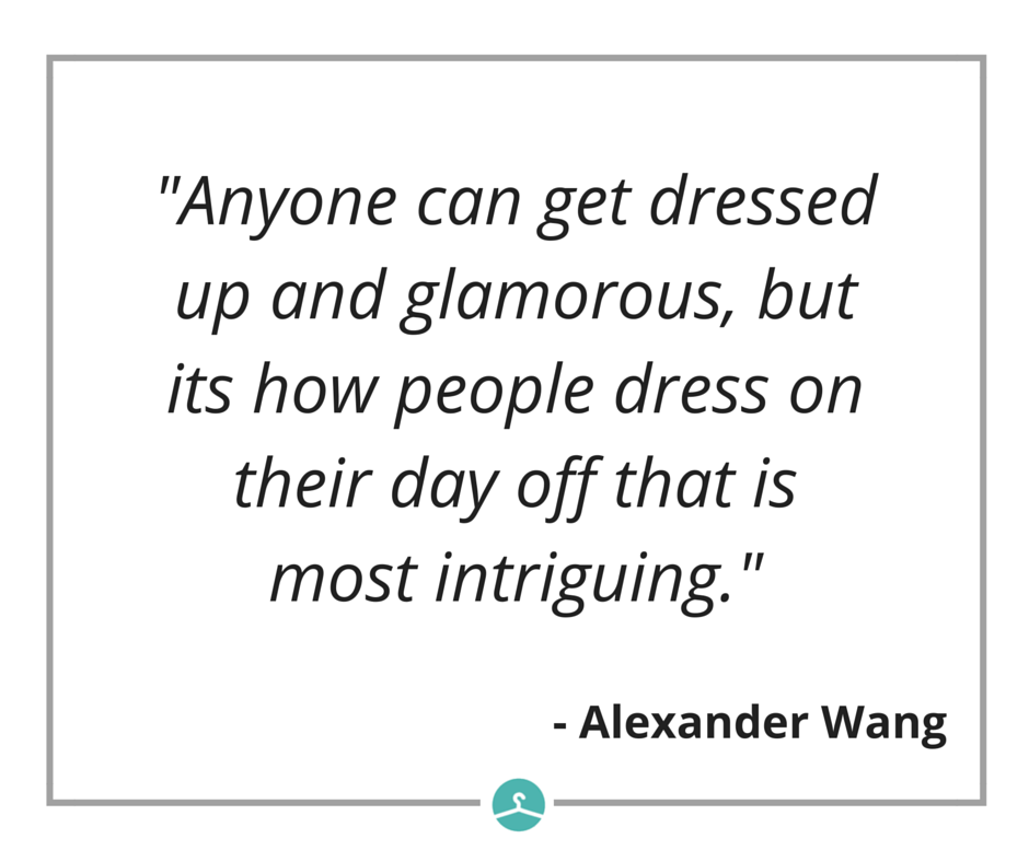 Alexander Wang quote | Lolo Lovett