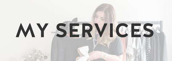 Personal Stylist Shopper London