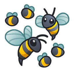 Angry Bees - Swarm Time was 5 s to 45 s, now 25 s to 45 s. Swarm Size was 3 m to 24 m, now 4 m to 44 m. We changed the Angry Bees in similar ways to the Cluck-nado Coop, and for similar reasons. It needed a slight buff to go with its new rarity, so we increased Swarm Time and Swarm Size to give it that extra sting!