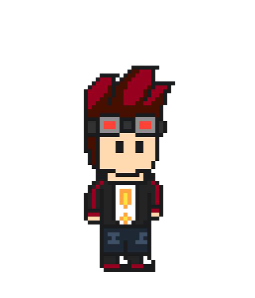 Pixel Art Rez