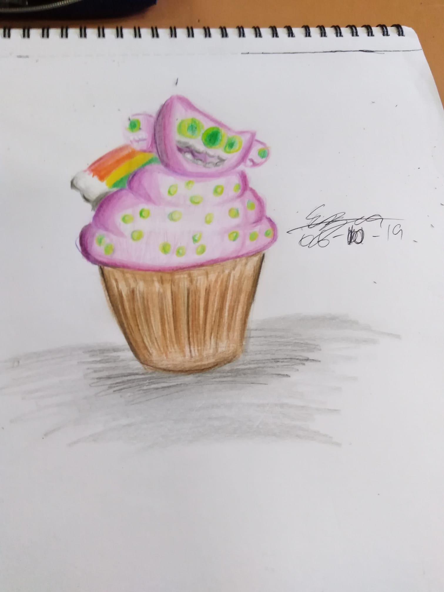 Mikka's Cupcake