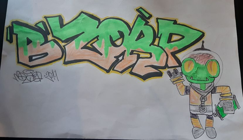 Graffiti Style!