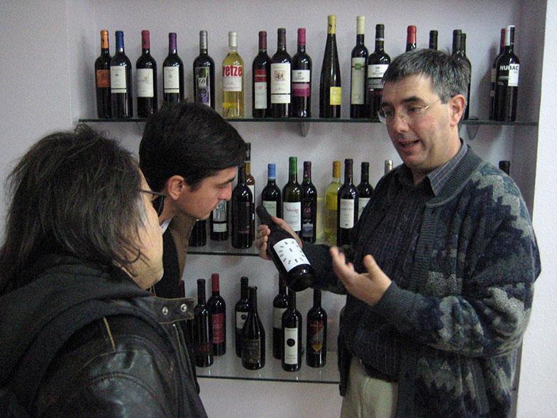 Discussion with Gerard Amoros Mestres, Gerente/Manager in Denominacion de Origin Montsant