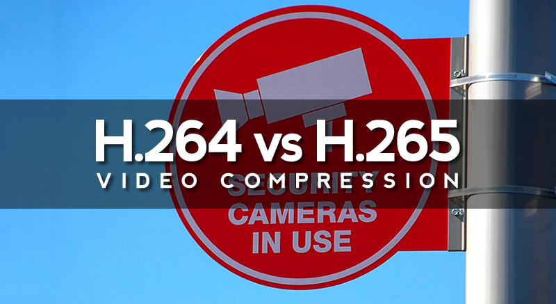 In the H.264 vs H.265 debate, H.265 technology offers smart coding technology and intelligent face compression while H.264 had made advancements to optimize bitrates, reduce bandwidth, increase storage capacities, and maintain high video quality.
