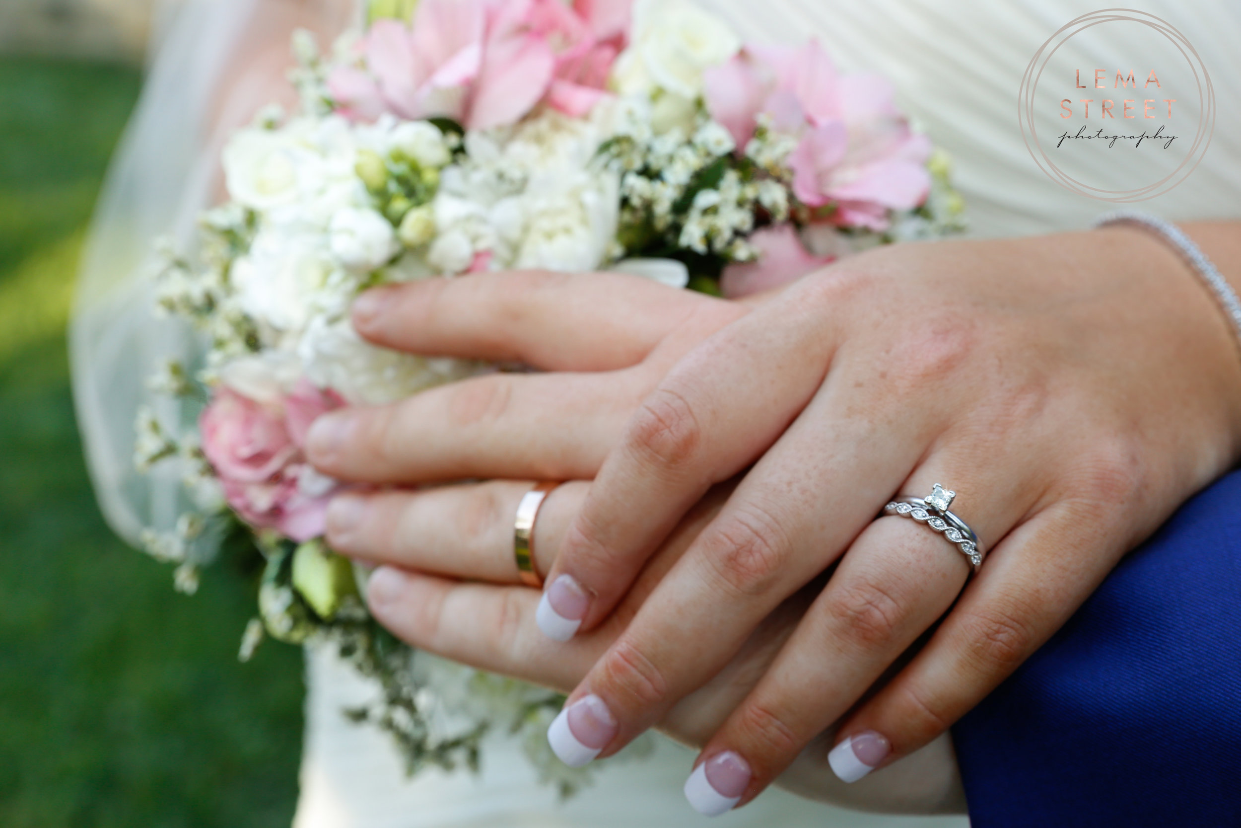 Saying I do at the Crescent Hotel in Eureka Springs, Arkansas