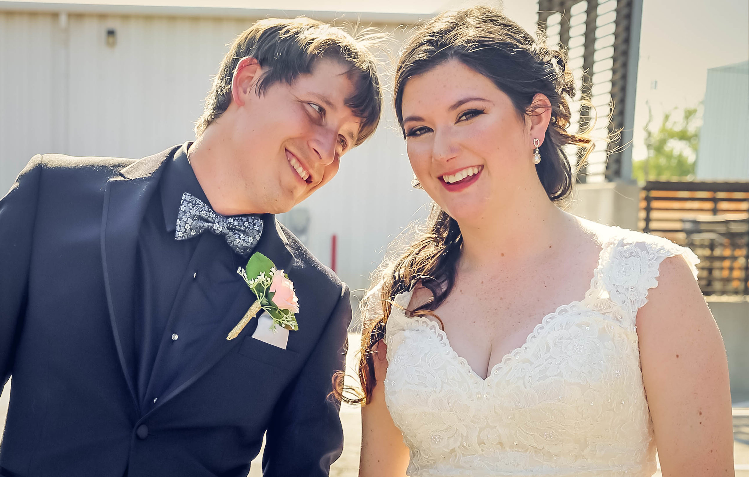 Is this the most adoring look ever from the groom?