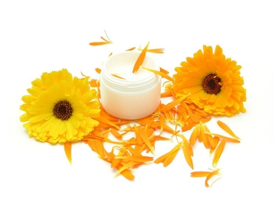 Soothing Calendula Cream for various skin conditions
