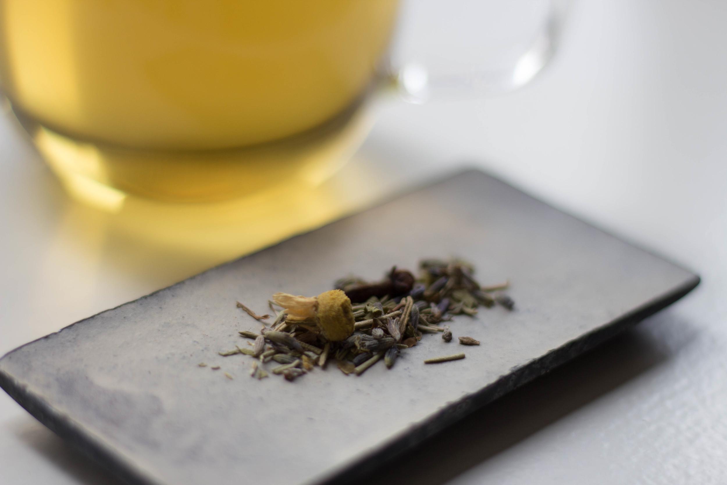 Tea blend