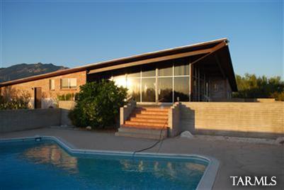 home pool backyard image