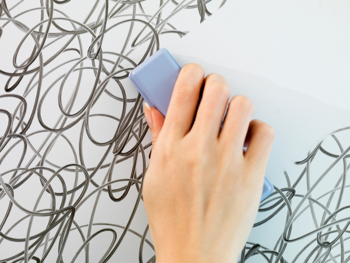 TURN ANY SURFACE INTO A WHITEBOARD - Dry erase markers can be removed without ghosting or shadowing allowing any surface to be turned into a whiteboard.