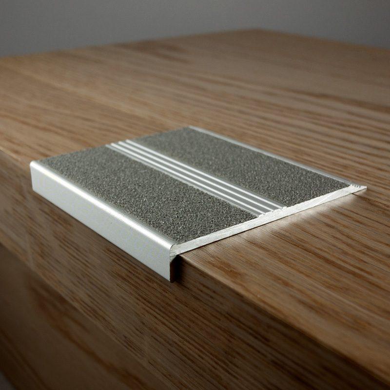 Grey 10mm face with aluminium edging