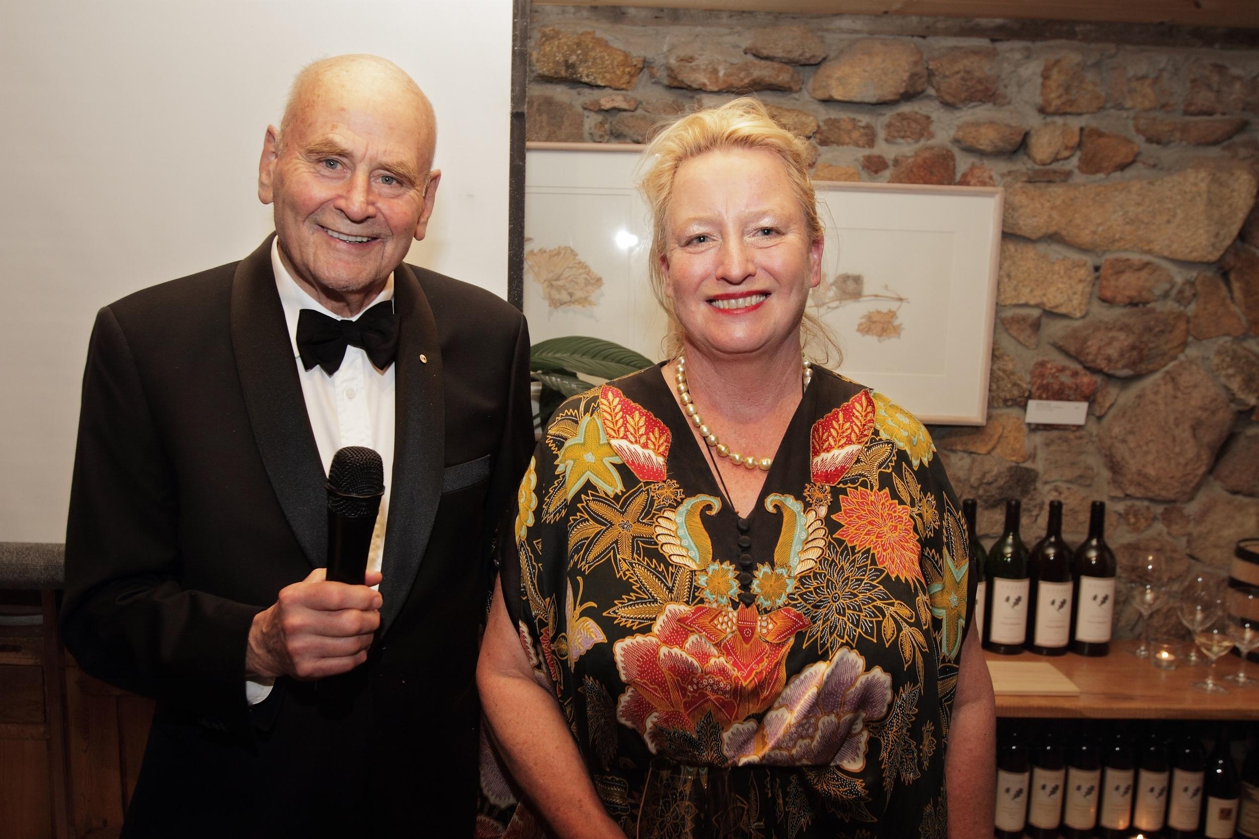 James Halliday and Vanya Cullen