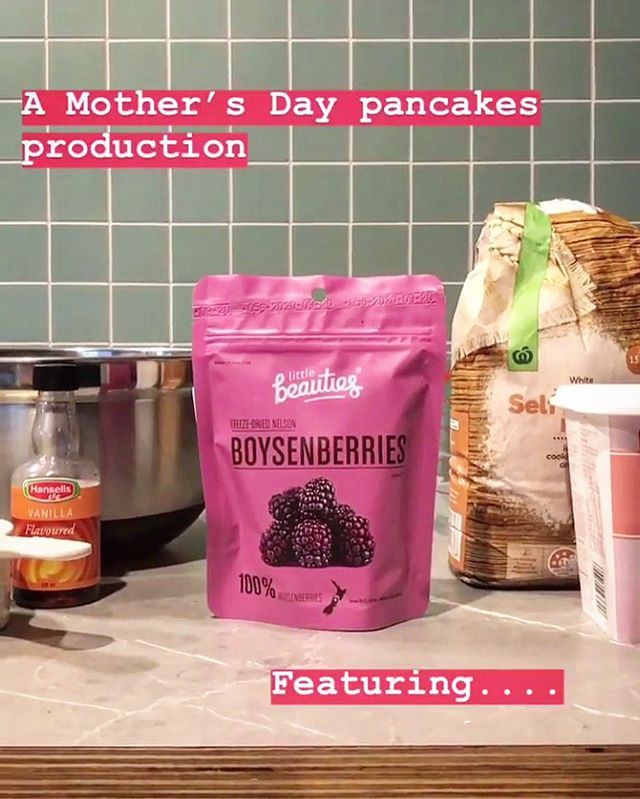 Happy Mother's Day you lovely and dedicated women! Who else had breakfast in bed this morning? See our insta story for our take on pancakes in bed 👌😁