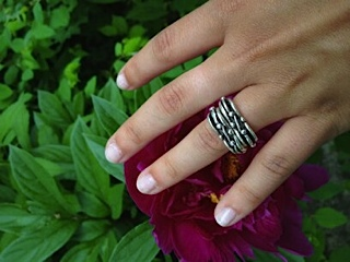 Sterling  Stackable Rings