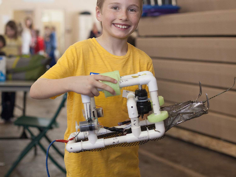 How to build a ROV — Utah Underwater