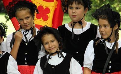 Wilhelm Tell Swiss Miss Dancers