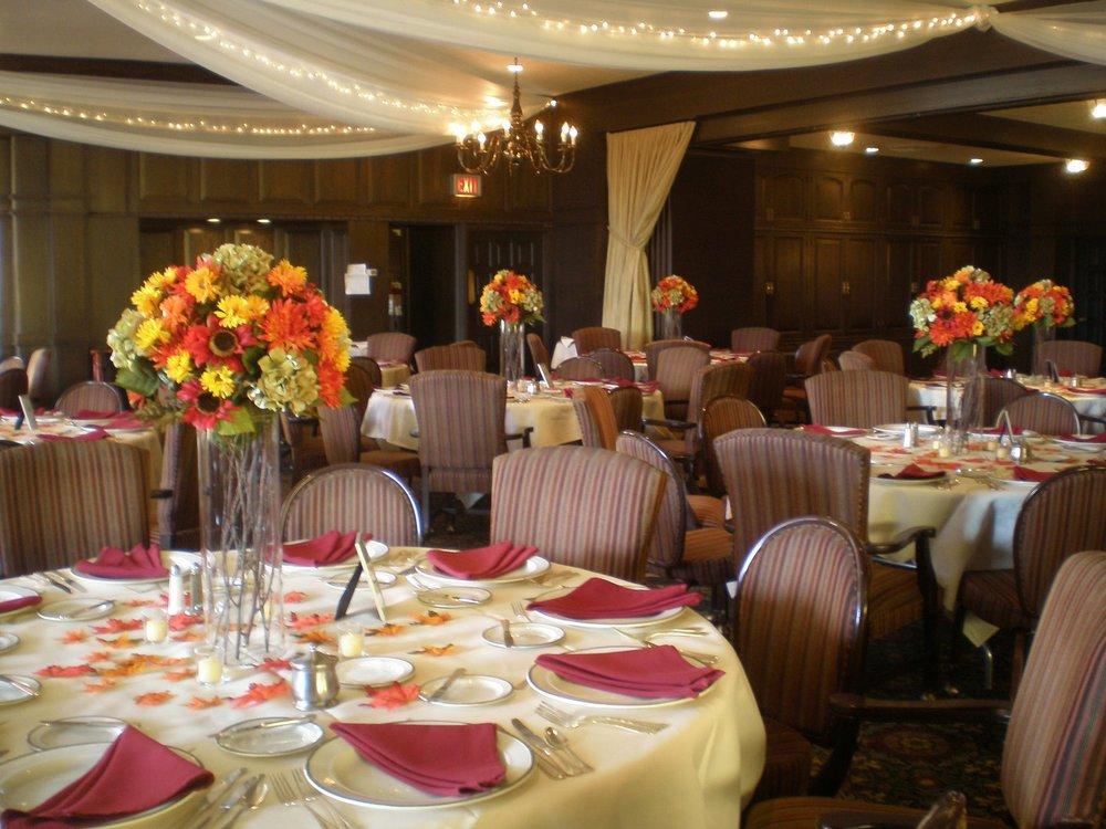 Silk Flower Centerpieces - Minneapolis Silk Florist