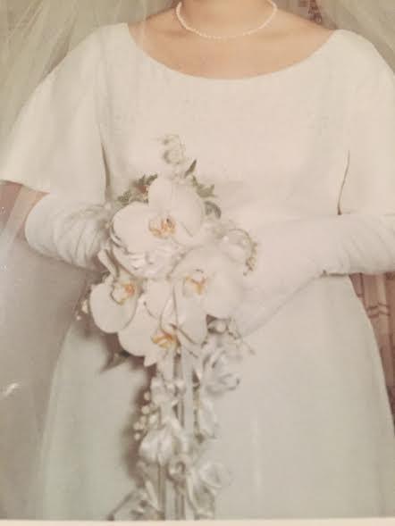 The original bouquet.