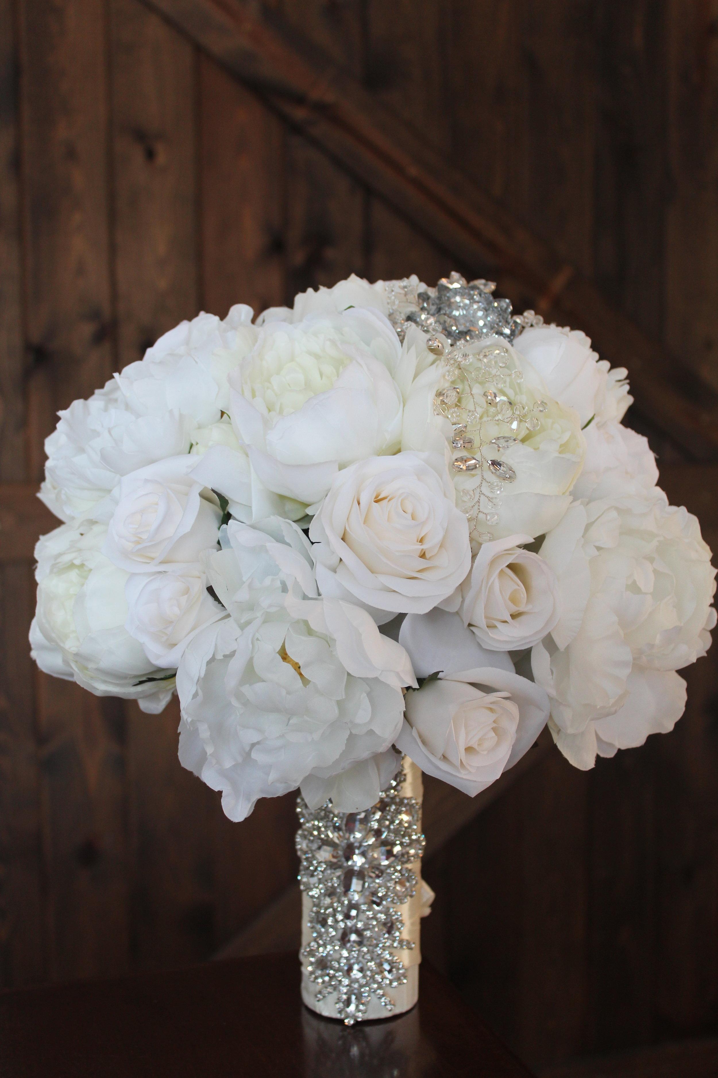 bling — order silk wedding flowers online | love is blooming